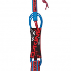 DAKINE – PROCOMP 6′ X 3/16″ SURF LEASH (Racing Red)