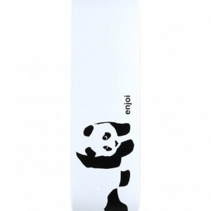 Enjoi Team White Panda, size 7.75″